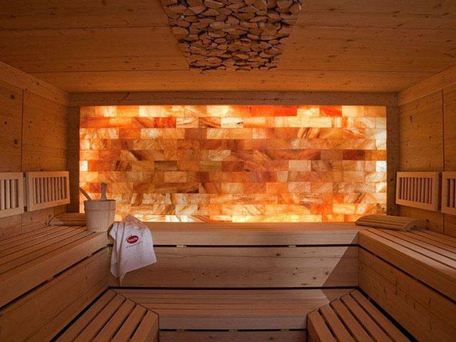 Соляной камень для бани - Всё о бане