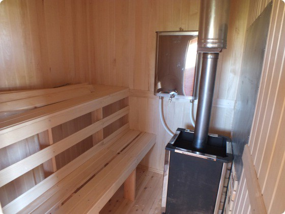 «Печь для бани с баком для воды: виды и особенности» фото - pech s bakom 1 1