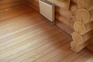 «Как сделать пол для бани? Виды, особенности, советы по монтажу» фото - pol dlya bani 3 300x200