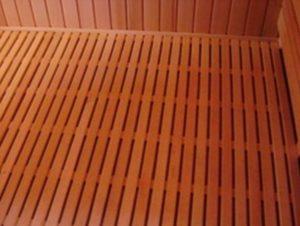 «Как сделать пол для бани? Виды, особенности, советы по монтажу» фото - pol dlya bani 7 300x226