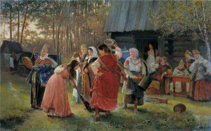 «Русская баня: история и традиции» фото - russia banya 2 300x186