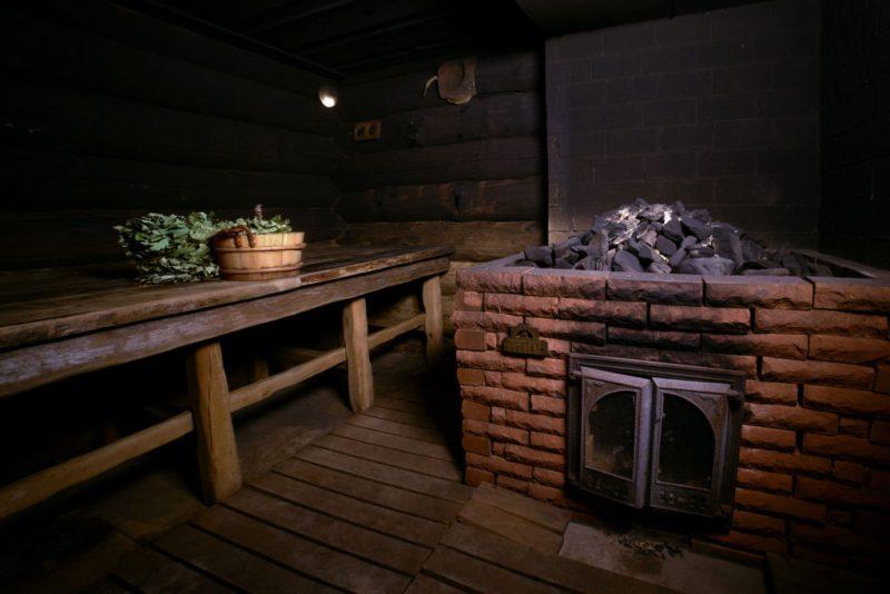 «Баня по-черному своими руками: особенности постройки» фото - banja po chernomu 8 800x534