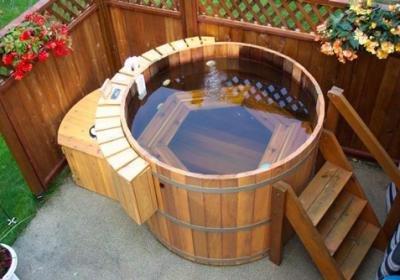 «Купель для бани: виды и монтаж» фото - kupel 1 1