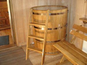 «Купель для бани: виды и монтаж» фото - kupel 3 300x225