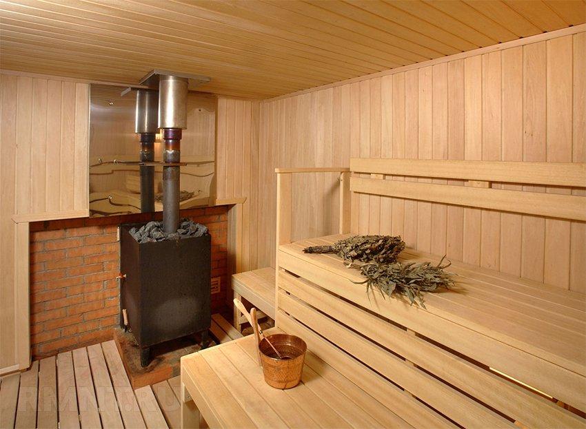 «Печь для бани с баком для воды: виды и особенности» фото - pech 1