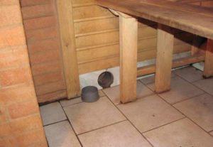 «Вентиляция в бане: предназначение и монтаж» фото - ventilacia 3 300x207