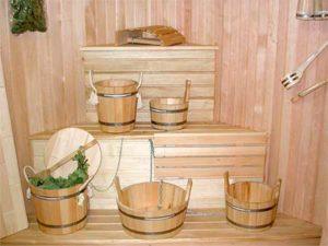 «Аксессуары для бани: виды и особенности выбора» фото - aksessuary dlja bani 4 300x225