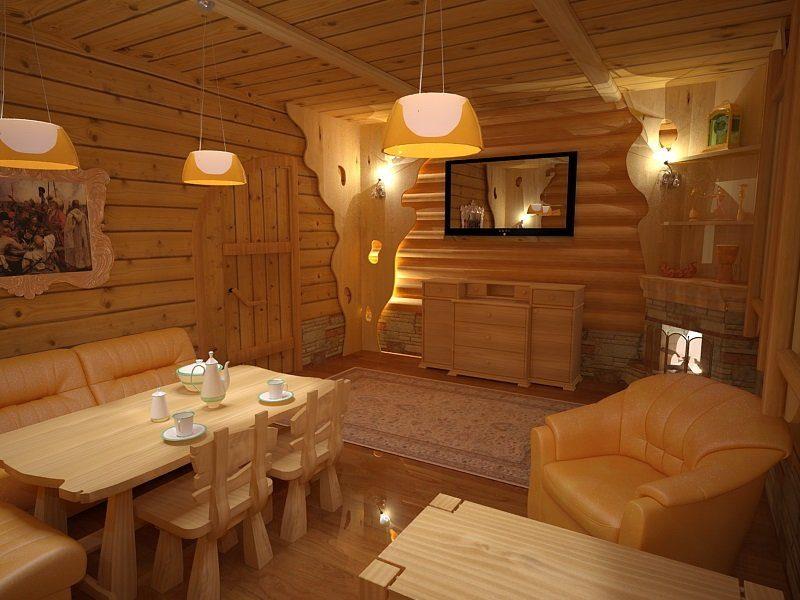 «Мебель для бани своими руками. Что обязательно должно быть?» фото - mebel banya 1 1 800x600