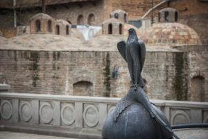 «Серные бани – достопримечательность Тбилиси» фото - sernye bani 2 300x200