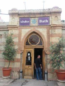 «Серные бани – достопримечательность Тбилиси» фото - sernye bani 5 225x300