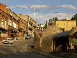 «Серные бани – достопримечательность Тбилиси» фото - sernye bani 6 300x225