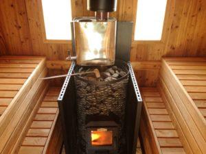 «Баня на дровах: особенности бани и выбор дров» фото - banya na drovah 5 300x225