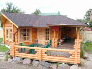 «Проекты дома с баней под одной крышей: особенности и нюансы» фото - dom banya 10 300x225