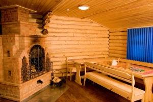 «Дом с баней под одной крышей: проекты и особенности» фото - dom banya 11 300x200