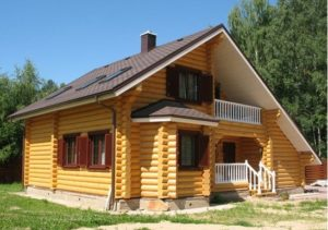 «Дом с баней под одной крышей: проекты и особенности» фото - dom banya 2 300x211