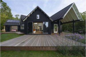 «Проекты дома с баней под одной крышей: особенности и нюансы» фото - dom banya 7 300x201