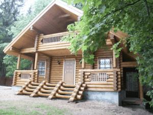 «Дом с баней под одной крышей: проекты и особенности» фото - dom banya 9 300x225