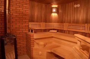 «Проект бани из бруса 6х4: особенности составления, постройки и планировки, фото» фото - proekt 6x4 7 300x198