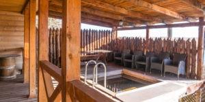 «Проекты бань с барбекю: преимущества, планировка, особенности строительства и фото» фото - proekt barbeku 6 300x150