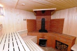 «Печи для бани из кирпича: проекты, фото и особенности сборки» фото - proekt kirp pech 1 300x198
