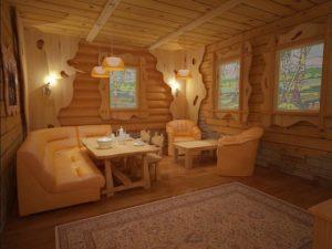 «Проекты отделки бань: фото и идеи» фото - proekty otdelki 6 300x225
