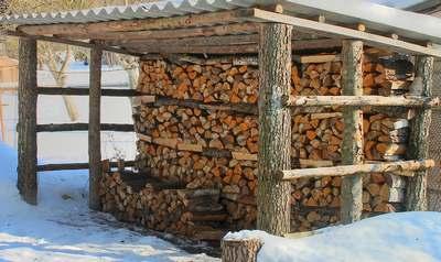 «Как выбрать дрова для бани? Как растопить баню дровами?» фото - drova dlya bani 11