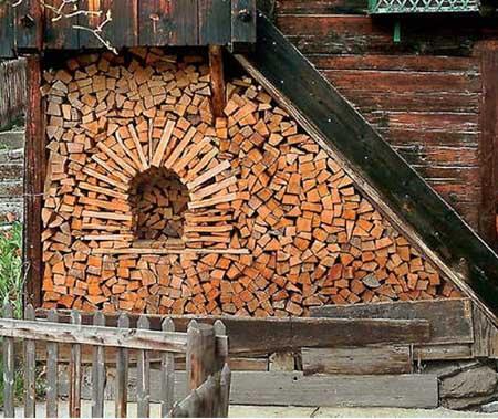 «Как выбрать дрова для бани? Как растопить баню дровами?» фото - drova dlya bani 12