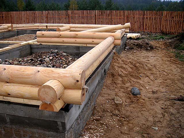 «Ленточный фундамент и его особенности. Как сделать ленточный фундамент для бани? Пошаговая  инструкция» фото - lentochnyj fundament 14