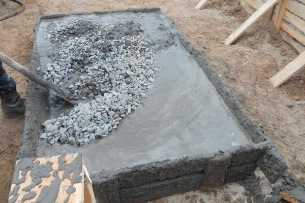 «Ленточный фундамент и его особенности. Как сделать ленточный фундамент для бани? Пошаговая  инструкция» фото - lentochnyj fundament 8