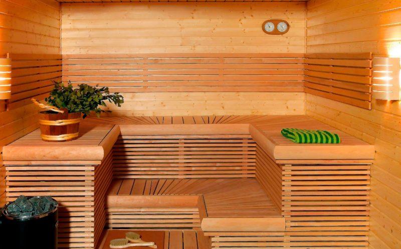 «Проект бани 8х8 м: преимущества, виды. Нюансы строительства бани 8 на 8 м» фото - proekt 8x8 3 800x498
