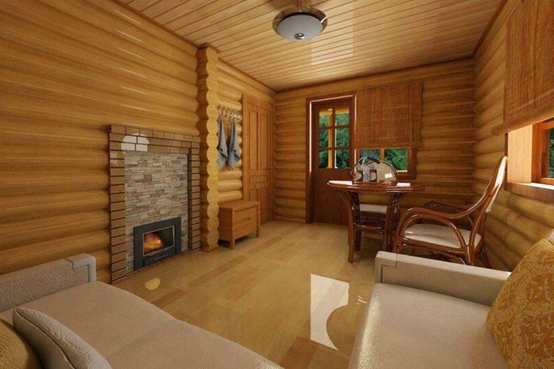 «Проекты бани с комнатой отдыха: особенности составления, виды» фото - proekt komnata otdyha 1 800x533