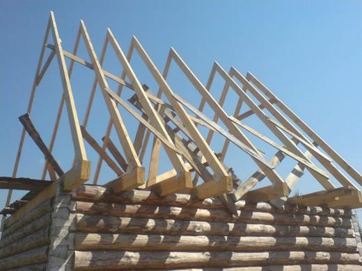 «Баня 6 на 6 из бруса с мансардой: проекты, особенности постройки и фото» фото - proekt mansarda 6x6 7