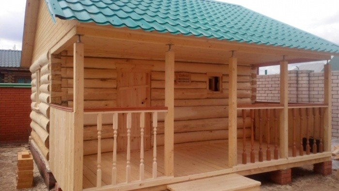 «Проекты бань с террасой: фото, примеры, особенности» фото - proekt terrasa 4