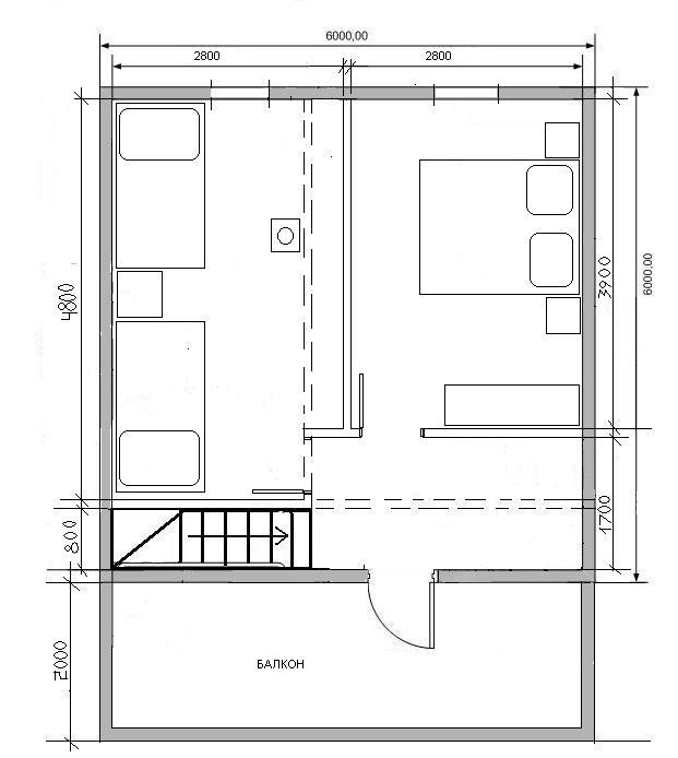 «Проекты гостевых бань: примеры и особенности реализации. Нюансы строительства гостевых домов с баней» фото - proekty gostevyh ban 15