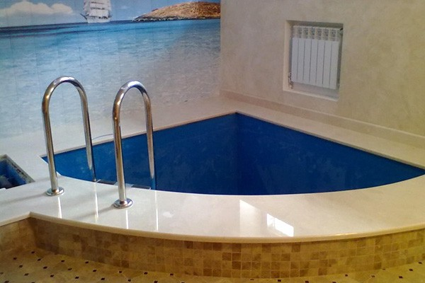 «Как сделать бассейн в бане? Пошаговая инструкция» фото - bassein 10