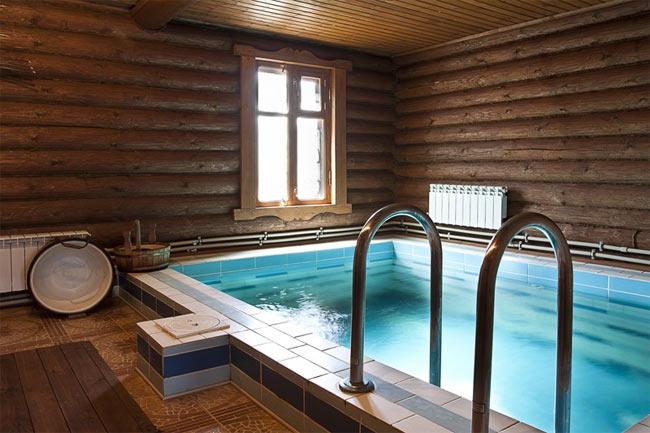 «Как сделать бассейн в бане? Пошаговая инструкция» фото - bassein 7