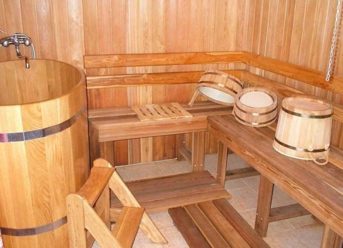«Моечная в бане своими руками: фото, особенности обустройства» фото - moechnaja 4
