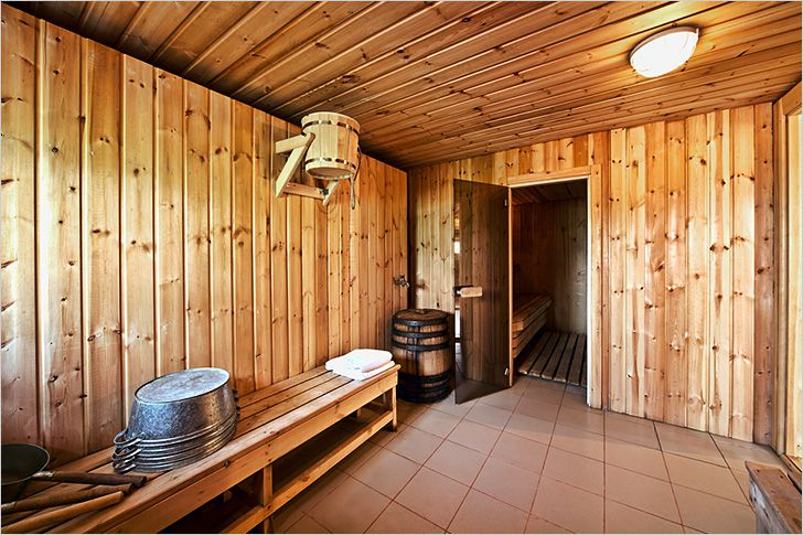 «Моечная в бане своими руками: фото, особенности обустройства» фото - moechnaja 6