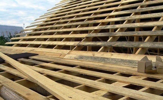 «Крыша бани своими руками: пошаговое руководство» фото - krysha bani 13