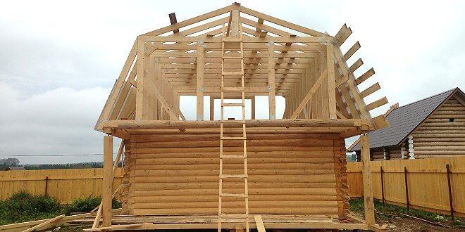«Крыша бани своими руками: пошаговое руководство» фото - krysha bani 2