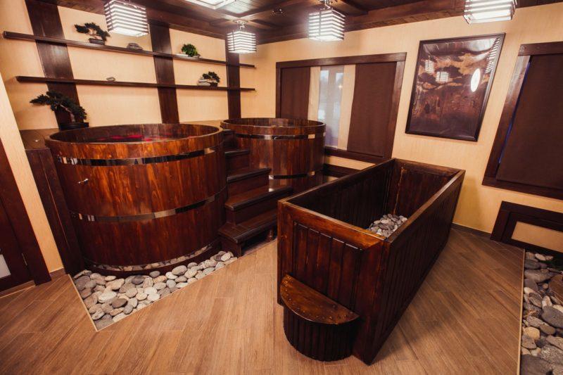 «Японская баня: виды и особенности» фото - yaponskaya banya 2 800x533