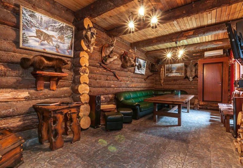 «Комната отдыха в бане: фото, идеи, особенности интерьера» фото - komn otdyha 1 800x554
