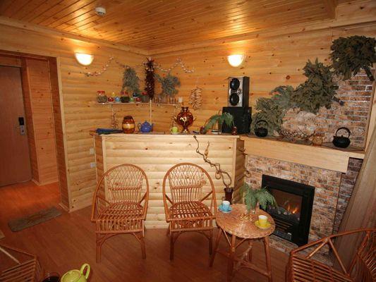 «Комната отдыха в бане: фото, идеи, особенности  интерьера» фото - komn otdyha 11