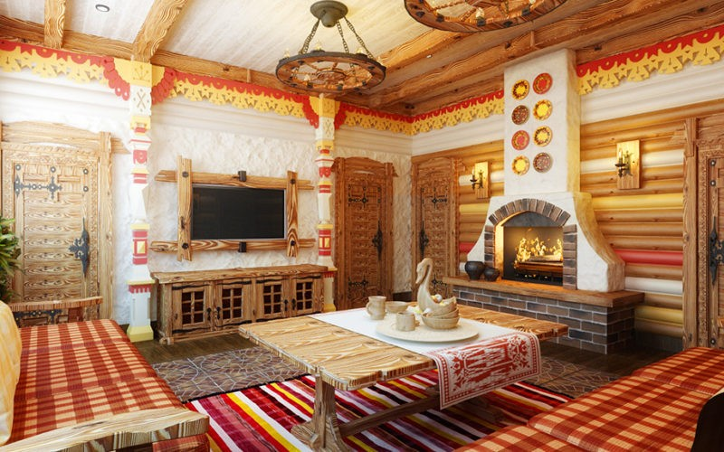 «Комната отдыха в бане: фото, идеи, особенности  интерьера» фото - komn otdyha 3 800x500