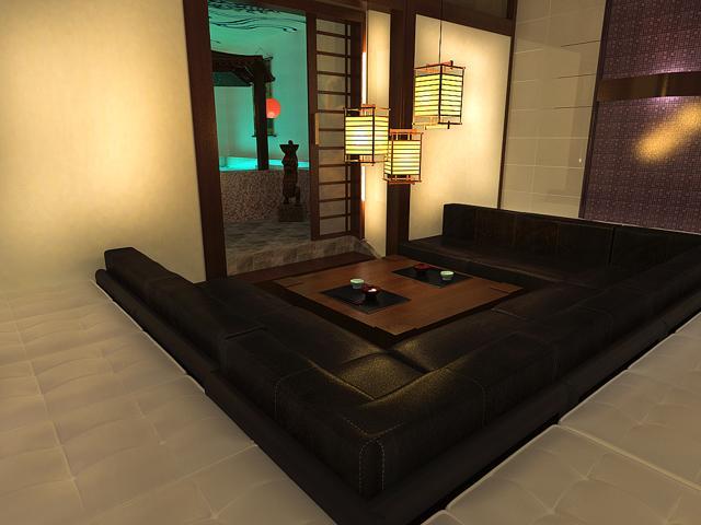 «Комната отдыха в бане: фото, идеи, особенности  интерьера» фото - komn otdyha 7