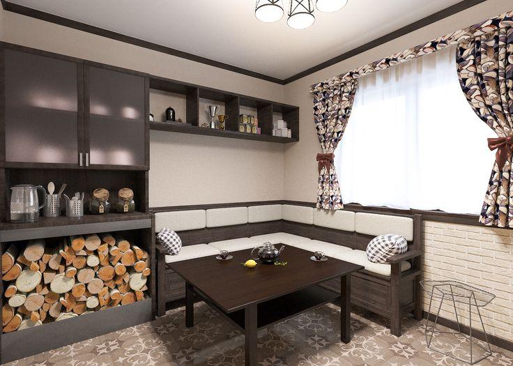«Комната отдыха в бане: фото, идеи, особенности  интерьера» фото - komn otdyha 8