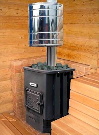 Бак дымоход для бани компакт дымоходы официальный сайт