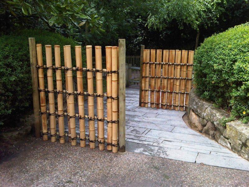 «Как сделать декоративный забор своими руками?» фото - 1 1 800x600