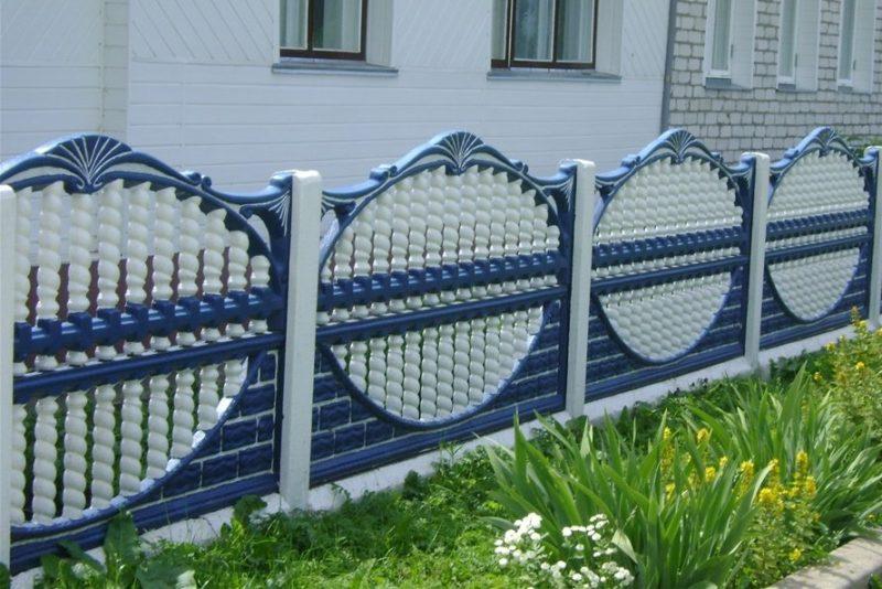«Как сделать декоративный забор своими руками?» фото - 15 800x534