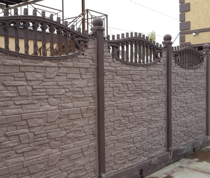 «Как сделать декоративный забор своими руками?» фото - 17 800x678